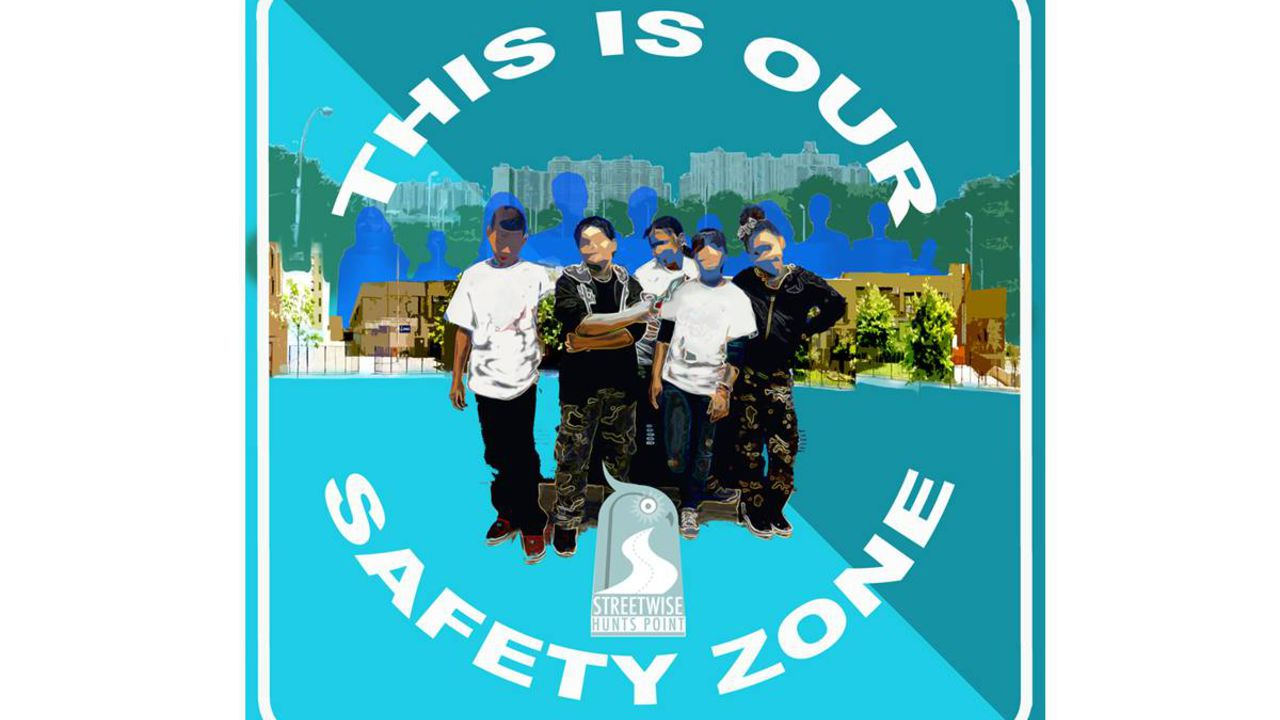 This Is Our Safety Zone