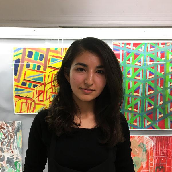 Profile picture for Farangiz Yusupova.