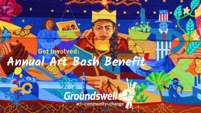 Annual Art Bash Benefit