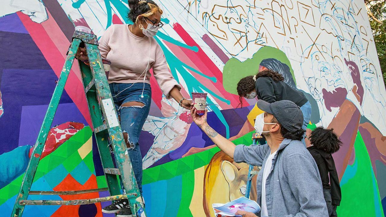 Bowery Wall Image