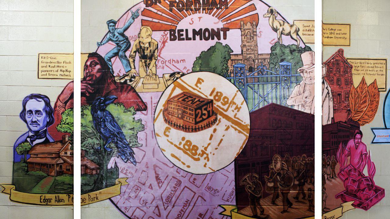 Bronx Heritage Fordham - Belmont