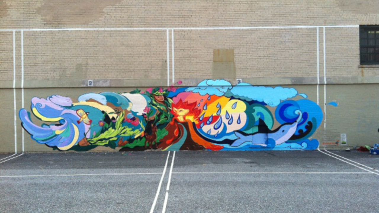 Four Elements Art : The four elements u2022 groundswell nyc
